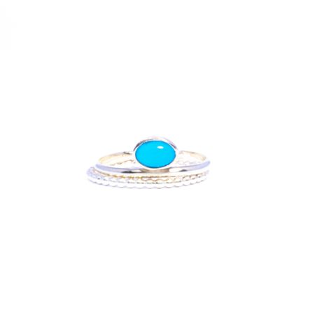 Philine The Piece Of Cake - Turquoise 14k - a little lem