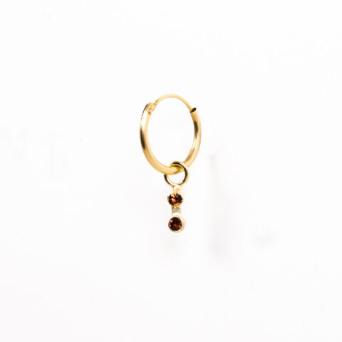 Deb The Desperado - Garnet 14k