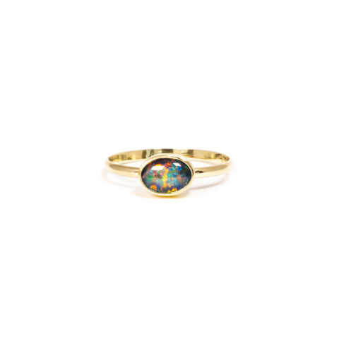 Philine The Piece Of Cake - Opal 14k
