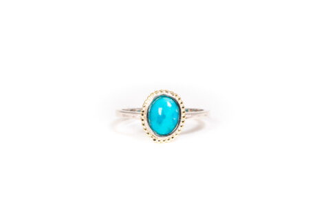 December Birthstone Ring - Turquoise